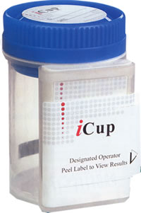 iCup Drug Test Kits